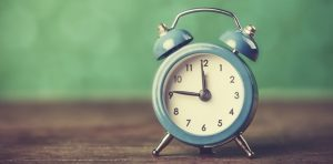 Use your holiday to unlock your creativity - alarm clock