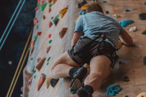 Start Now - rockclimber