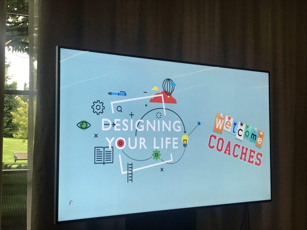 Designing your Life - Coaches