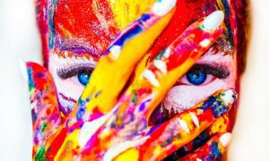 Painted face - How to unleash your organisations creativity with START Now