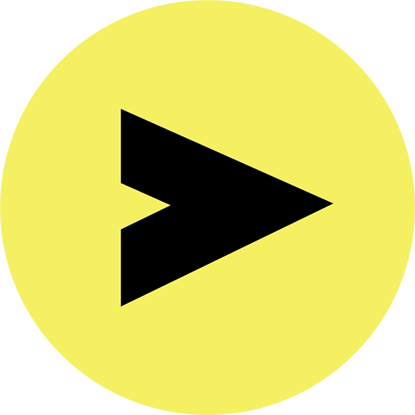 Start Now Yellow circle with black arrow