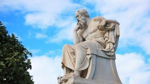 What can we learn from Socrates? The lifelong pursuit of character; in a year that matters.